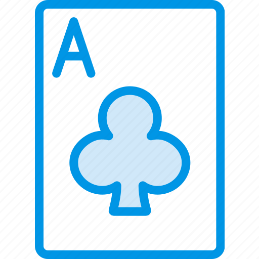 ace, card, casino, gamble, of, play, spades icon