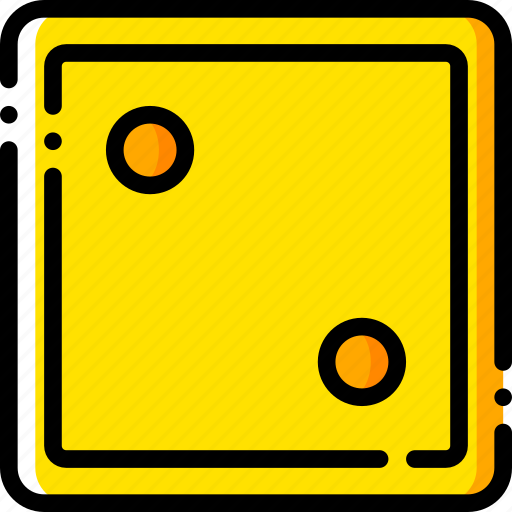 card, casino, gamble, play, two icon