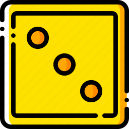 card, casino, gamble, play, three icon