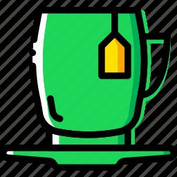 barista, coffee, cup, drink, tea icon