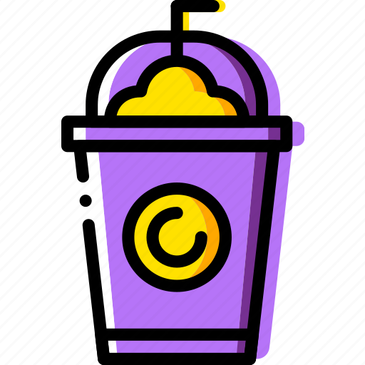 barista, coffee, drink, frappe icon