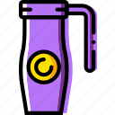 barista, coffee, drink, thermos icon