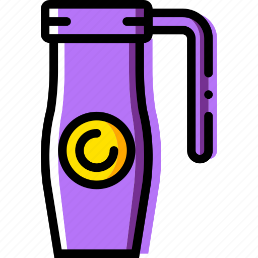 barista, coffee, drink, thermos icon