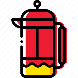 barista, coffee, drink, infuser, tea icon