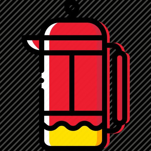 barista, coffee, drink, infuser, tea icon