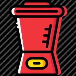 barista, coffee, drink, mixer icon