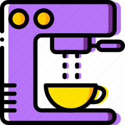 barista, coffee, drink, esspresso, machine icon