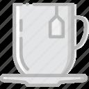 cafe, caffeine, coffee, cup, mug, shop, tea icon