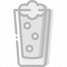 cafe, caffeine, coffee, cup, frappe, shop icon