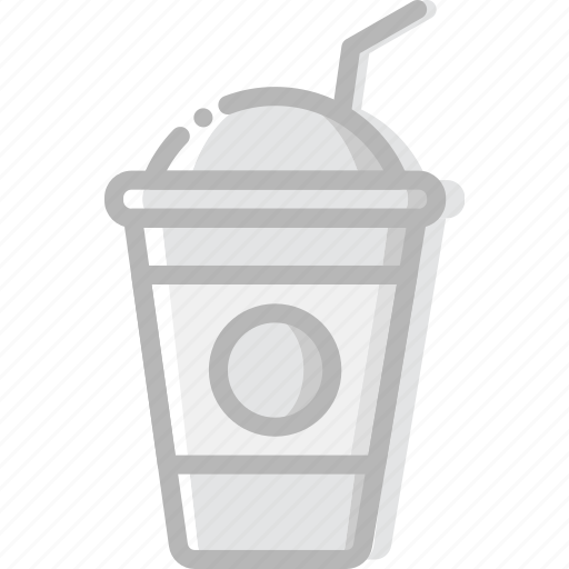 cafe, caffeine, coffee, cup, milkshake, shop icon