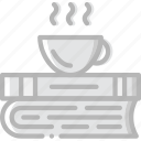 cafe, caffeine, coffee, cup, shop, time icon