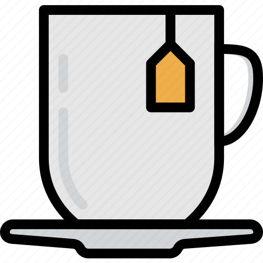 cafe, caffeine, coffee, mug, shop, tea icon