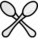 cafe, caffeine, coffee, shop, spoons icon