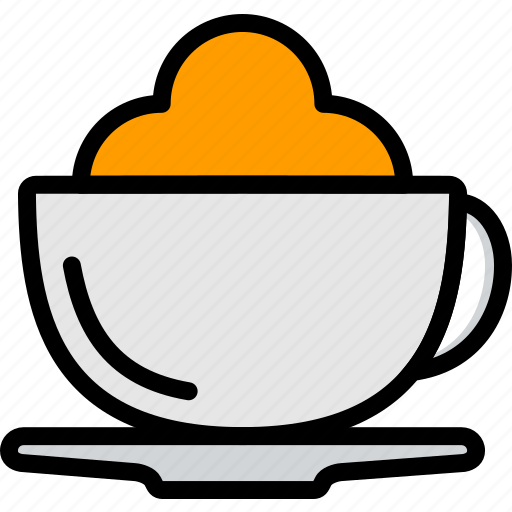 cafe, caffeine, cappucino, coffee, shop icon