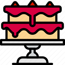 cafe, caffeine, cake, coffee, shop icon