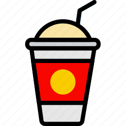 cafe, caffeine, coffee, milkshake, shop icon