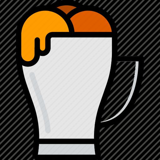 cafe, caffeine, coffee, frappe, shop icon