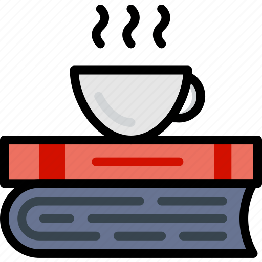 cafe, caffeine, coffee, shop, time icon