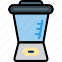 cafe, caffeine, coffee, mixer, shop icon
