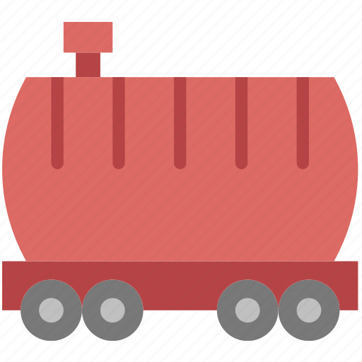 Delivery, shipping, train, transport icon - Download on Iconfinder