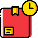 delivery, for, logistic, transport, wait icon