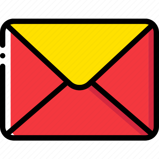 delivery, email, logistic, transport icon