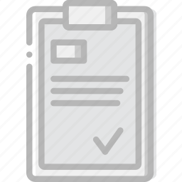 clipboard, delivery, logistic, transport icon