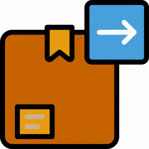 delivery, download, logistics, transport icon