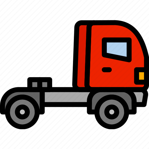 delivery, logistics, transport, truck icon