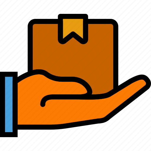 box, delivery, logistics, transport icon