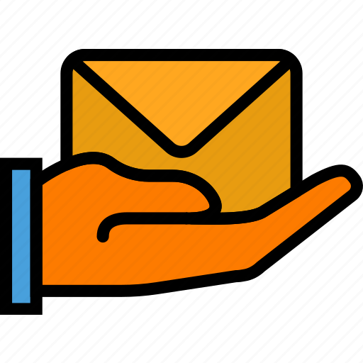 delivery, logistics, mail, transport icon
