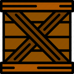 box, deliver, delivery, logistics, transport icon