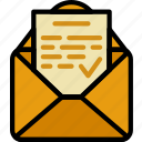 content, delivery, logistics, mail, transport icon