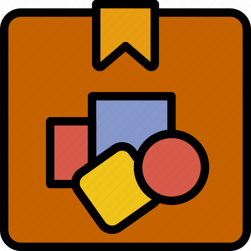 box, delivery, logistics, transport icon