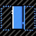 align, center, design, graphic, horizontally, tool