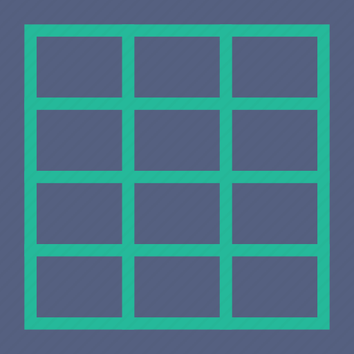 all, design, graphic, grid, in, tile, tool icon
