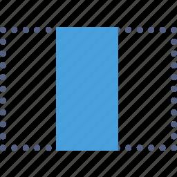 align, center, design, graphic, horizontally, tool icon