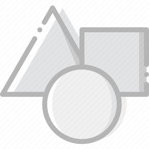 design, graphic, insert, oval, tool icon
