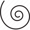 design, graphic, spiral, tool