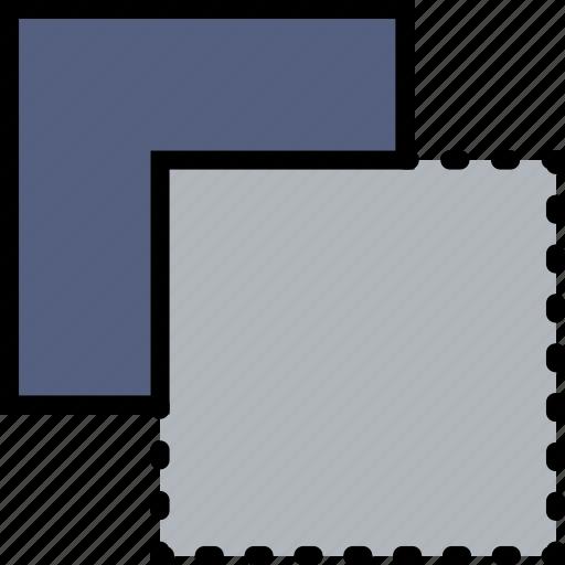 design, front, graphic, minus, tool icon