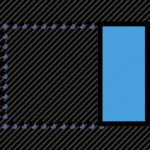 align, design, graphic, horizontally, right, tool icon