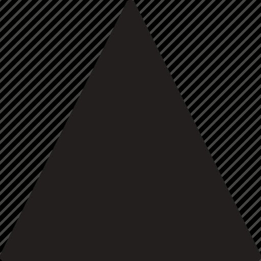 design, graphic, tool, triangle icon