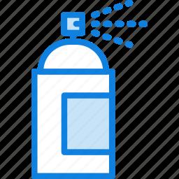 color, design, graphic, spray, tool icon
