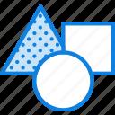 design, graphic, insert, tool, triangle