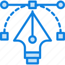 design, graphic, tool icon
