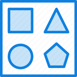 design, graphic, shape, tool icon