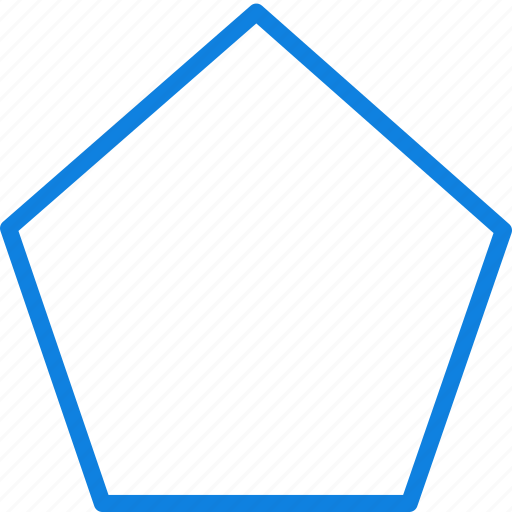 design, graphic, polygon, tool icon