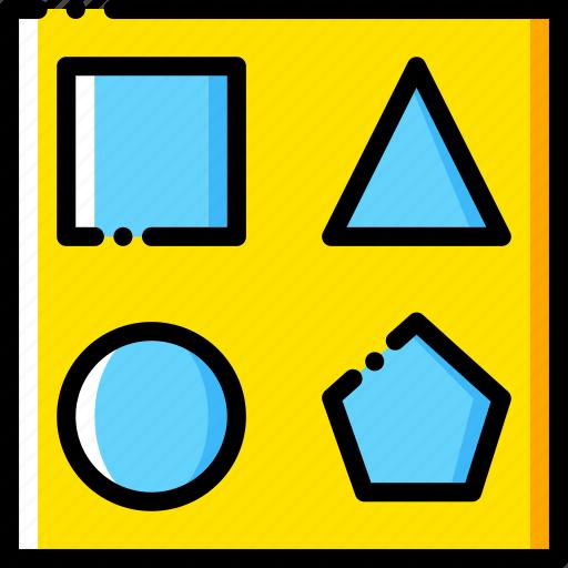 design, graphic, shape, tool icon