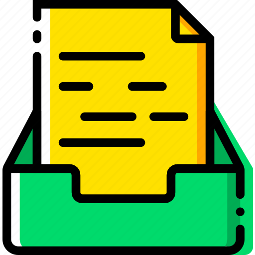 communication, dialogue, discussion, file, inbox icon