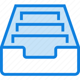 archive, communication, dialogue, discussion, inbox icon